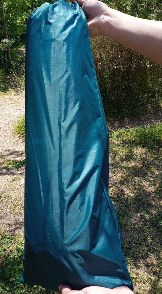 テント収納