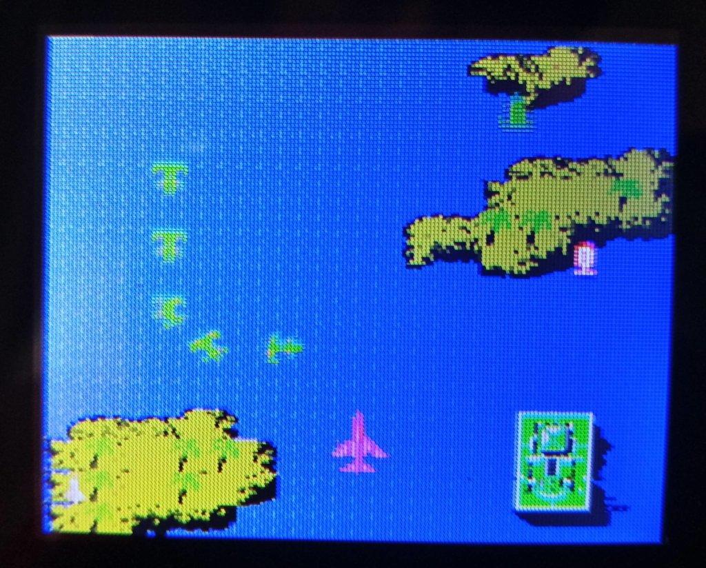 F22ゲーム画面