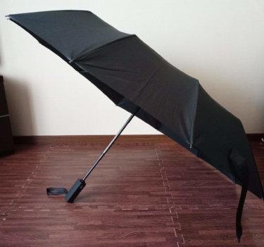 【動画あり】Agedateの折りたたみ傘はAmazonで安い。12本骨で丈夫だけど注意点も