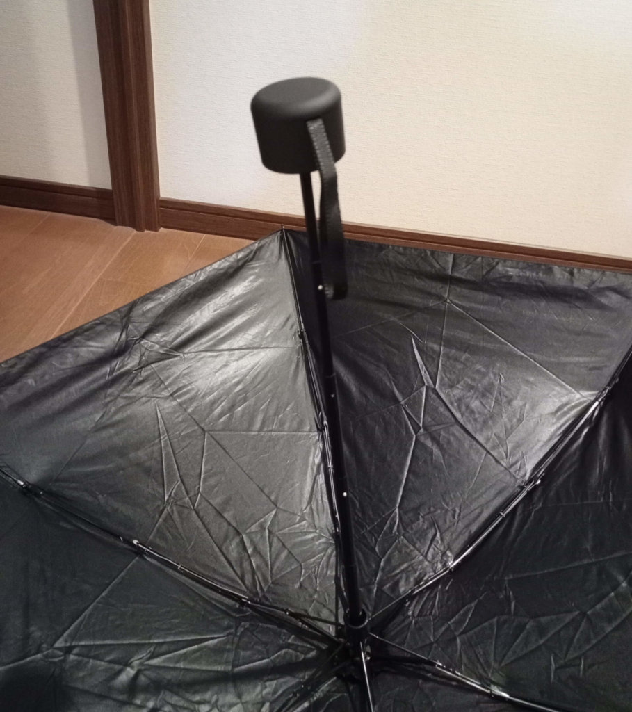 折りたたみ傘持ち手
