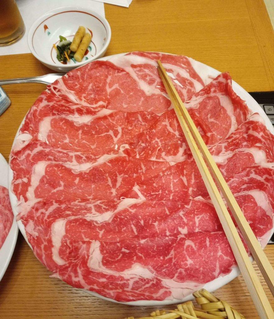 木曽路国産牛ロース肉