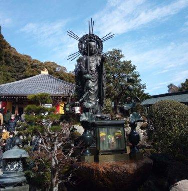 【お出かけ】清荒神清澄寺(宝塚市)でお参り。駐車場~参道から本堂の様子をレポ