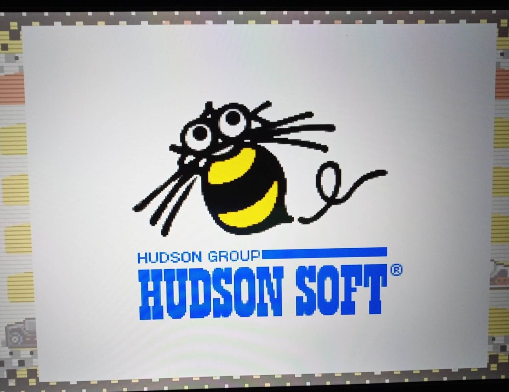 ハドソンロゴ