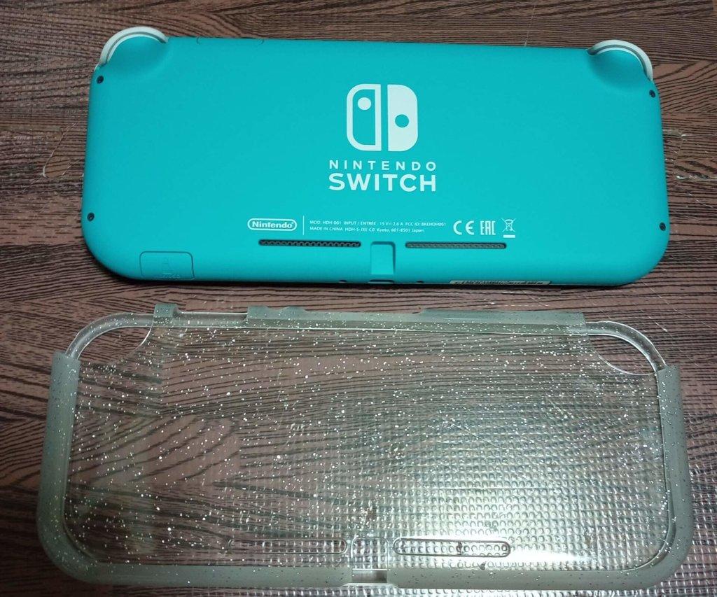 Switch Liteシリコンケース