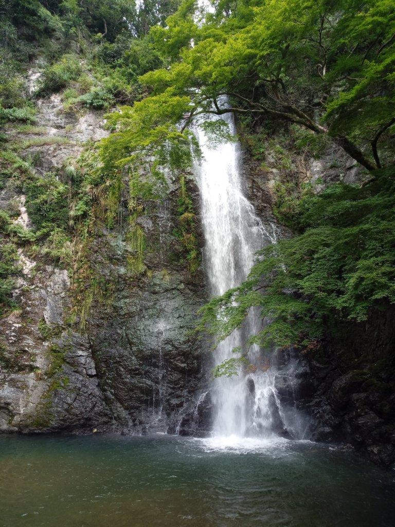 みのお大滝