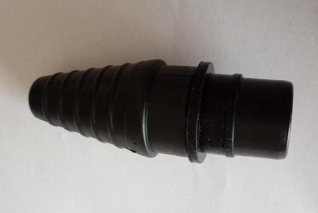 円柱形ヘッド