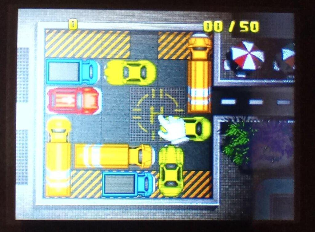 車庫ゲーム